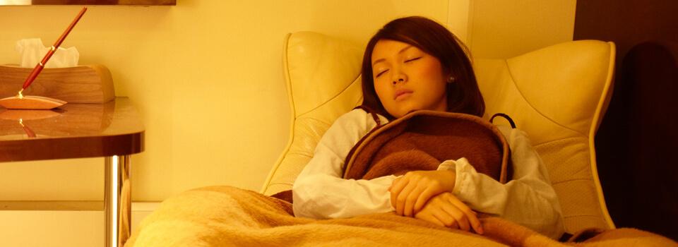 寝ている間に治療が終わる静脈内鎮静法